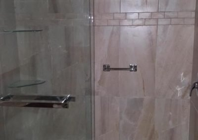 Shower Remodeling with Tiles